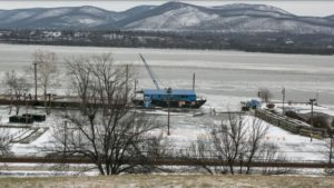 Shipping anchorage proposal draws heavy opposition