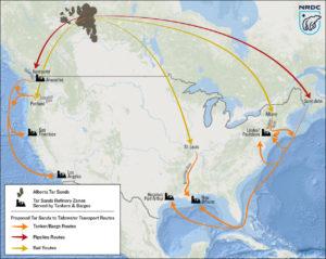 NRDC: Tar Sands Industry Targets America's Waterways