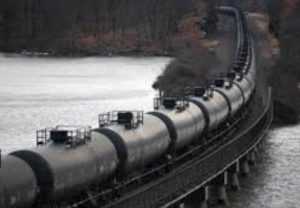 """From Barges to """"Bombs"""": NY DOT considers regulations on oil transport by rail"""