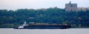 Effort to give NY more say over Hudson River anchorage sites clears state Legislature