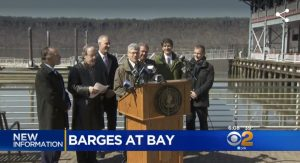 Legislation Would Block Oil Barges From Anchoring On The Hudson