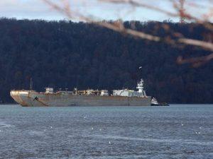 Anchorage plan threatens Hudson: Letter