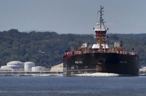 Coast Guard puts on hold controversial Hudson River anchorages