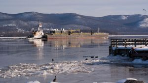 Coast Guard Suspends Hudson River Anchorage Plan