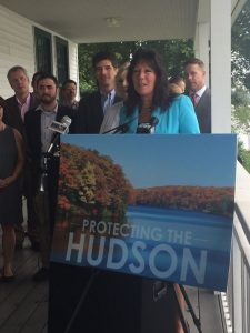 Proposed bill would stop plans for anchorages in the Hudson