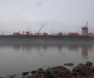 DEC releases findings on barge that ran aground carrying two million gallons of gasoline