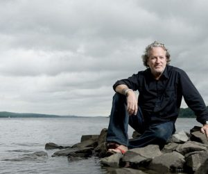 Making waves: Jon Bowermaster launches Hope on the Hudson