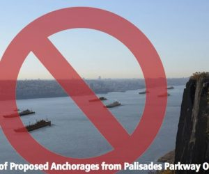 Scenic Hudson asks public to urge Gov. Cuomo to sign Anchorages Bill