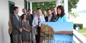 Assemblymember Barrett's Bill To Safeguard The Hudson River Is Signed Into Law